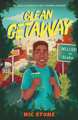 Cover for Clean Getaway by Nic Stone