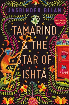 Cover for Tamarind & the Star of Ishta by Jasbinder Bilan