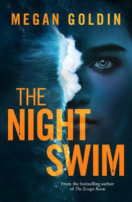 Cover for The Night Swim by Megan Goldin
