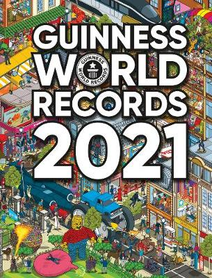 Cover for Guinness World Records 2021 by Guinness World Records
