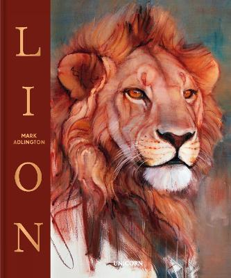 Book Cover for Lion by Mark Adlington