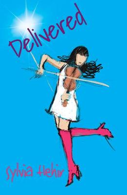 Cover for Delivered by Sylvia Hehir