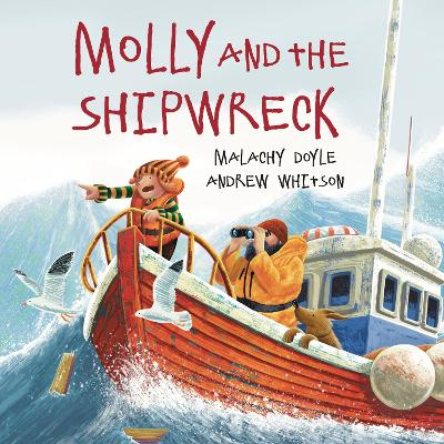 Molly and the Shipwreck
