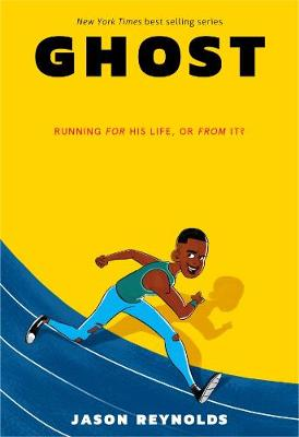 Cover for Ghost by Jason Reynolds