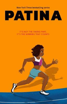 Cover for Patina by Jason Reynolds
