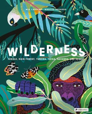 Wilderness - Jungle, Rain Forest, Tundra, Taiga, Savanna, and Desert