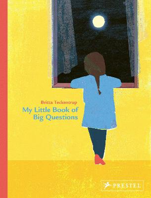 Cover for My Little Book of Big Questions by Britta Teckentrup