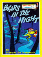 Cover for Bears In The Night by Stan Berenstain, Jan Berenstain