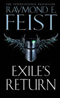 Cover for Exile's Return by Raymond E Feist