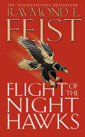 Cover for Flight of the Nighthawks : Darkwar Book 1 by Raymond E Feist