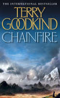 Cover for Chainfire by Terry Goodkind