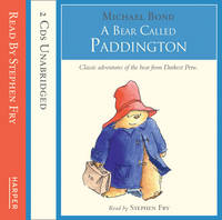 Cover for A Bear Called Paddington - Complete & Unabridged by Michael Bond