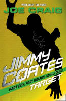 Cover for Jimmy Coates:Target by Joe Craig