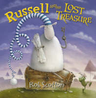 Cover for Russell and the Lost Treasure by Rob Scotton