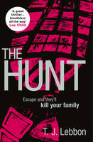 Cover for The Hunt by Tim Lebbon