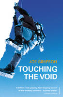Cover for Touching the Void by Joe Simpson