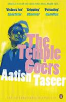 Cover for The Temple-goers by Aatish Taseer