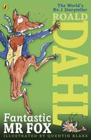 Cover for Fantastic Mr Fox by Roald Dahl