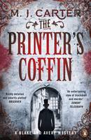 Cover for The Printer's Coffin by M. J. Carter