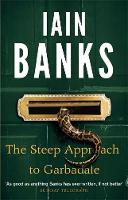 Cover for The Steep Approach to Garbadale by Iain Banks