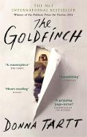 Cover for The Goldfinch by Donna Tartt