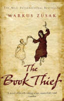 Cover for The Book Thief by Markus Zusak