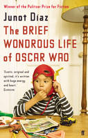 Cover for The Brief Wondrous Life of Oscar Wao by Junot Diaz