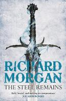 Cover for The Steel Remains by Richard Morgan