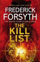 Cover for Kill List by Frederick Forsyth