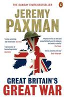 Book Cover for Great Britain's Great War by Jeremy Paxman