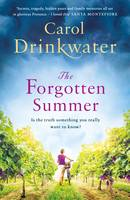 Cover for The Forgotten Summer by Carol Drinkwater