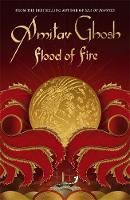 Cover for Flood of Fire by Amitav Ghosh