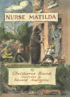 Cover for Nurse Matilda by Christianna Brand