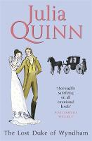 Cover for The Lost Duke of Wyndham by Julia Quinn