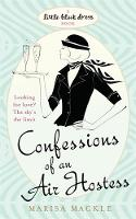 Cover for Confessions of an Air Hostess by Marisa Mackle