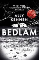 Cover for Bedlam by Ally Kennen