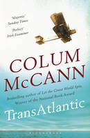 Cover for TransAtlantic by Colum Mccann