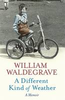 Cover for A Different Kind of Weather by William Waldegrave
