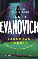 Cover for Takedown Twenty by Janet Evanovich