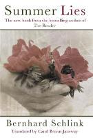 Cover for Summer Lies by Bernhard Schlink
