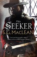Cover for The Seeker by S. G. MacLean