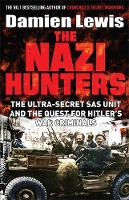 Cover for The Nazi Hunters by Damien Lewis