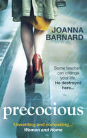 Cover for Precocious by Joanna Barnard