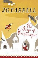 Cover for The Siege of Krishnapur by J.G. Farrell