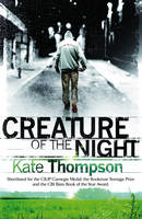 Cover for Creature of the Night by Kate Thompson