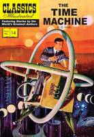 Cover for The Time Machine by H G Wells
