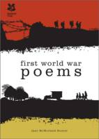Cover for First World War Poems by Jane McMorland Hunter