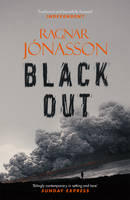 Cover for Blackout by Ragnar Jonasson