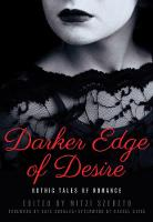 Cover for Darker Edge of Desire by Mitzi Szereto
