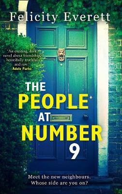 Cover for The People at Number 9 by Felicity Everett
